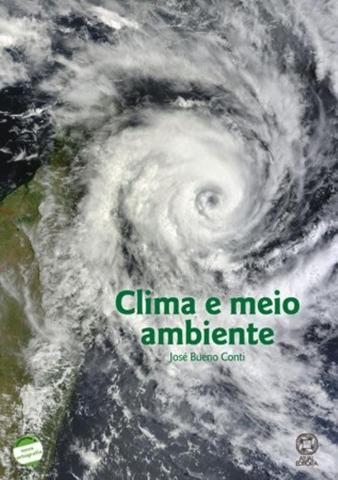 Imagem de Livro - Clima e meio ambiente