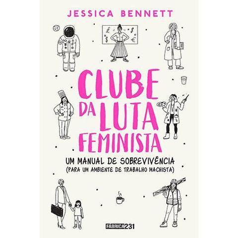 Imagem de Livro - Clube da luta feminista