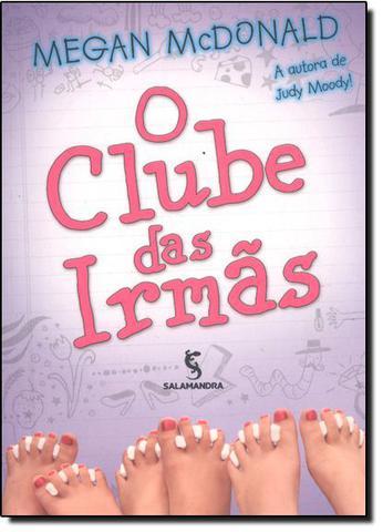 Imagem de Livro - Clube das irmãs, o a cultura de judy moody!