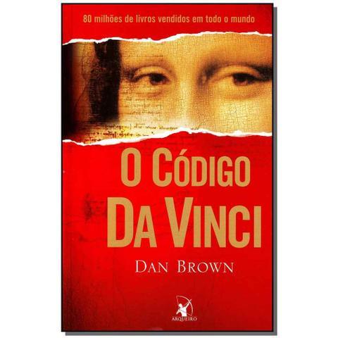 Imagem de Livro - Codigo Da Vinci,O-Bolso (14/21) - Arqueiro - sp