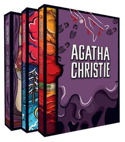 Imagem de Livro - Coleção Agatha Christie - Box 1