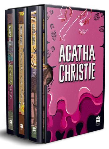 Imagem de Livro - Coleção Agatha Christie - Box 7