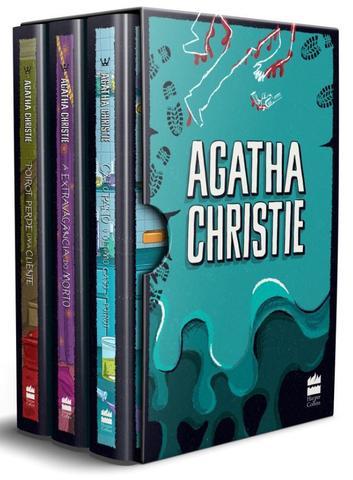 Imagem de Livro - Coleção Agatha Christie - Box 8