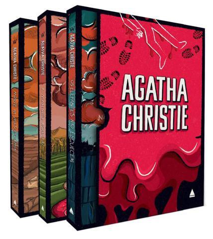 Imagem de Livro - Coleção Agatha Christie - Boxe 2