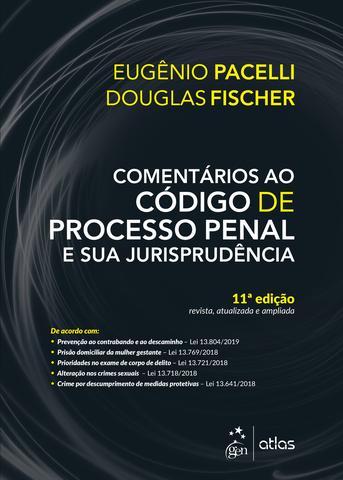 Imagem de Livro - Comentários ao Código de Processo Penal e sua Jurisprudência