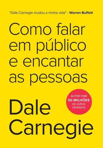 Imagem de Livro - Como falar em público e encantar as pessoas