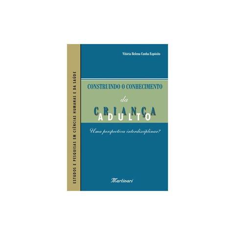Imagem de Livro - Construindo o Conhecimento da Criança Adulto - Esposito