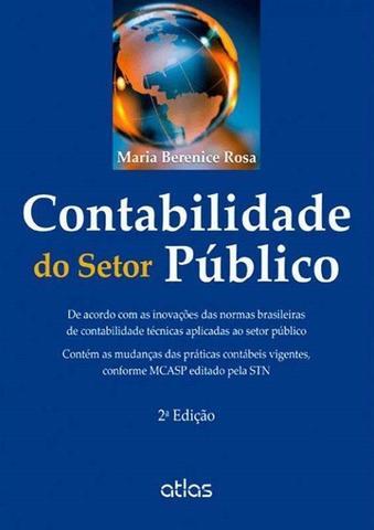 Imagem de Livro - Contabilidade Do Setor Público: Normas Brasileiras De Contabilidade Aplicadas Ao Setor Público