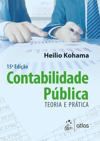 Imagem de Livro - Contabilidade Pública - Teoria e Prática