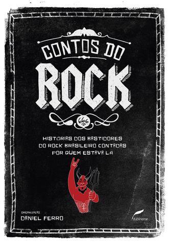 Imagem de Livro - Contos do rock