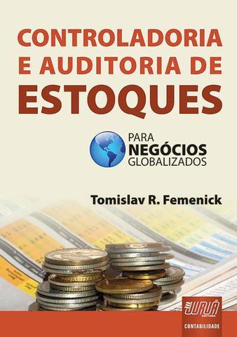 Imagem de Livro - Controladoria e Auditoria de Estoques