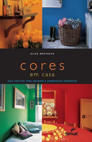 Imagem de Livro - Cores em casa