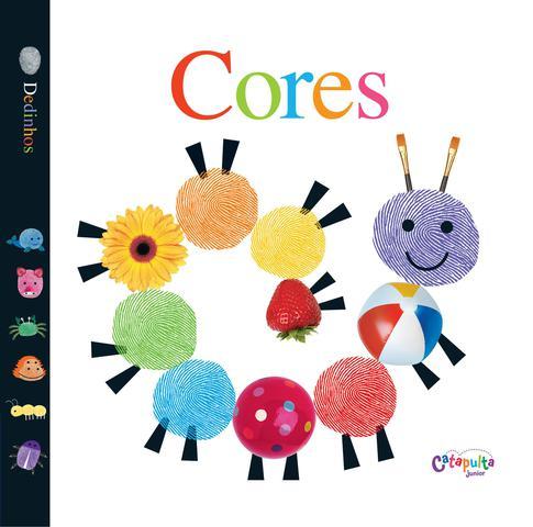 Imagem de Livro - Cores