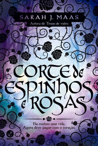 Imagem de Livro - Corte de espinhos e rosas (Vol. 1)