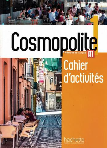 Imagem de Livro - Cosmopolite 1 - Cahier d´activites + CD audio