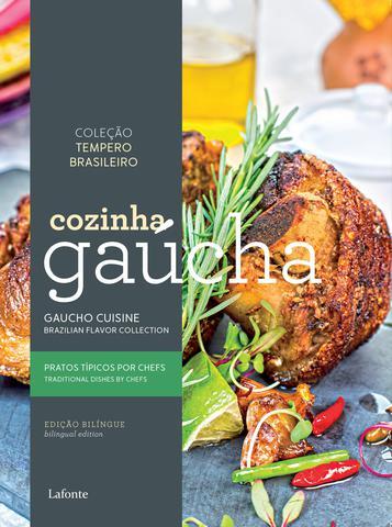 Imagem de Livro - Cozinha gaúcha