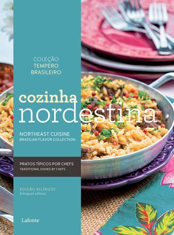 Imagem de Livro - Cozinha nordestina