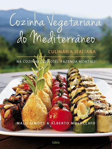 Imagem de Livro - Cozinha Vegetariana do Mediterraneo