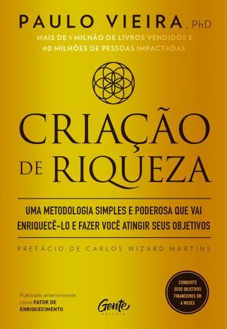 Imagem de Livro - CRIAÇÃO DE RIQUEZA