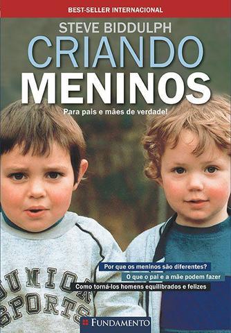 Imagem de Livro - Criando Meninos - 3ª Edição