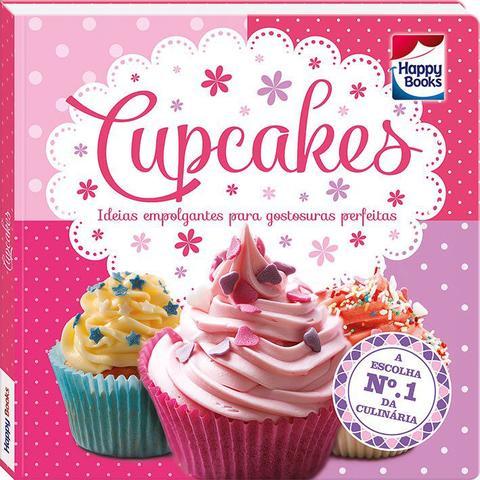 Imagem de Livro - Cupcakes