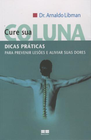 Imagem de Livro - CURE SUA COLUNA