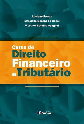 Imagem de Livro - Curso de direito financeiro e tributário