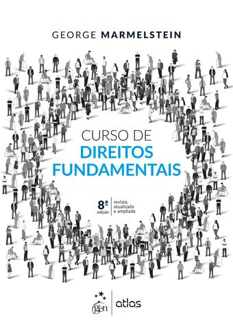 Imagem de Livro - Curso de Direitos Fundamentais