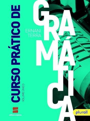 Imagem de Livro - Curso prátido de gramática