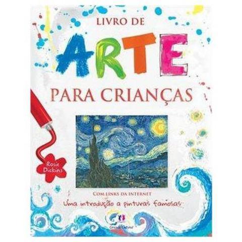 Imagem de Livro De Arte Para Crianças