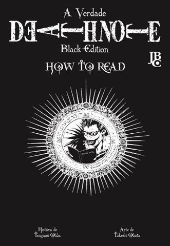 Imagem de Livro - Death Note - Black Edition - How to read