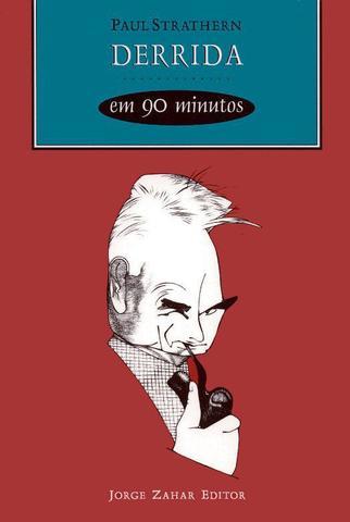 Imagem de Livro - Derrida em 90 minutos
