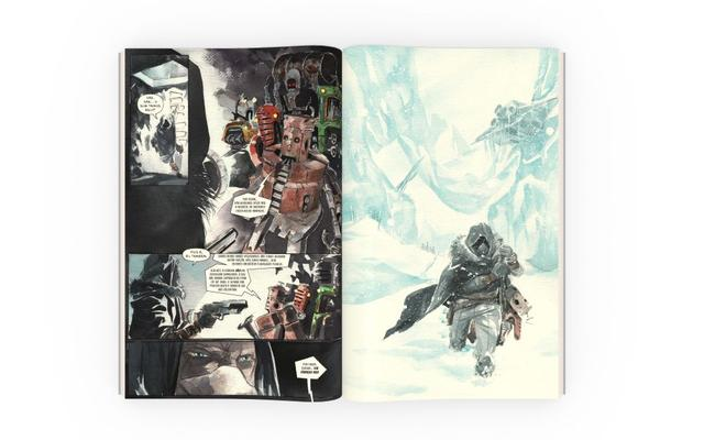 Imagem de Livro - Descender: Lua Mecânica Volume 2