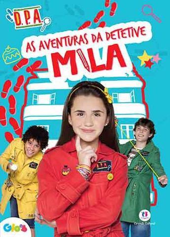 Imagem de Livro - Detetives do Prédio Azul - As aventuras da detetive Mila