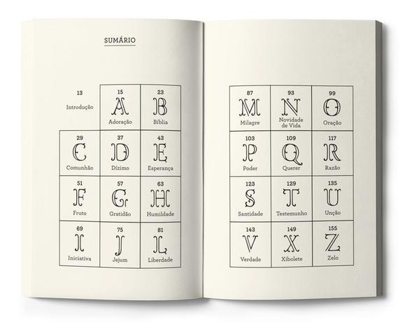 Imagem de Livro - Deus e você de A-Z