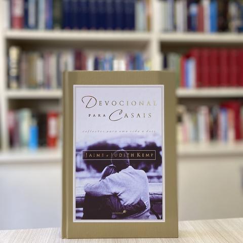 Imagem de Livro - Devocional para casais