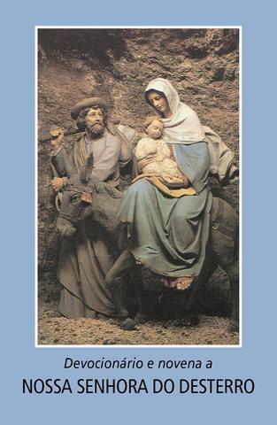 Imagem de Livro - Devocionário e novena a Nossa Senhora do Desterro