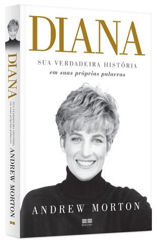 Imagem de Livro - Diana - Sua Verdadeira História Em Suas Próprias Palavras - Editora