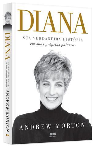 Imagem de Livro - Diana: Sua verdadeira história