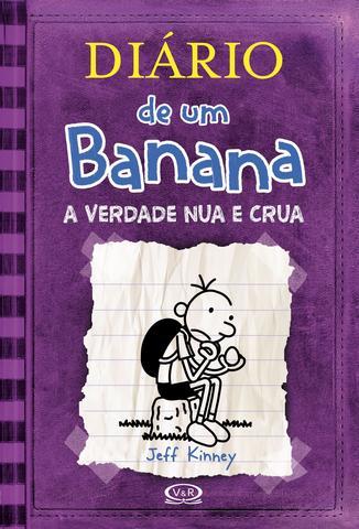 Imagem de Livro - Diário de um banana 5: a verdade nua e crua