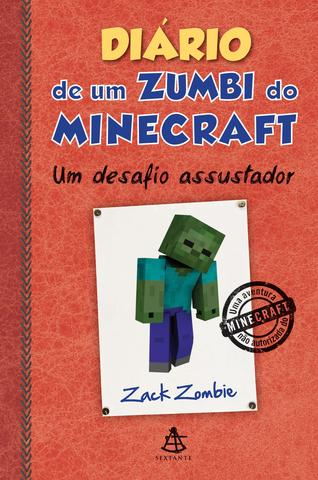 Imagem de Livro - Diário de um zumbi do Minecraft 1