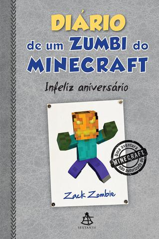Imagem de Livro - Diário de um zumbi do Minecraft 9