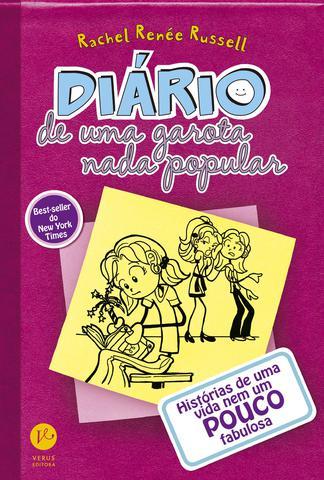 Imagem de Livro - Diário de uma garota nada popular 1
