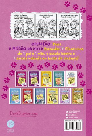 Imagem de Livro - Diário de uma garota nada popular 10