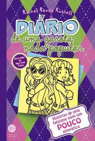 Imagem de Livro - Diário de uma garota nada popular 11