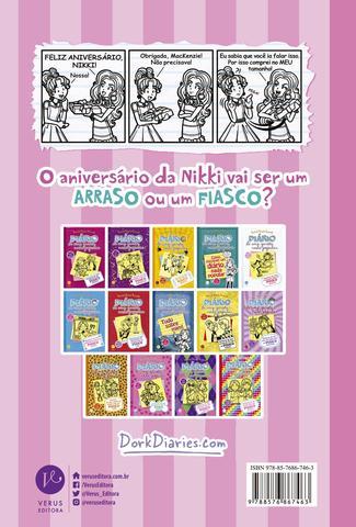 Imagem de Livro - Diário de uma garota nada popular 13