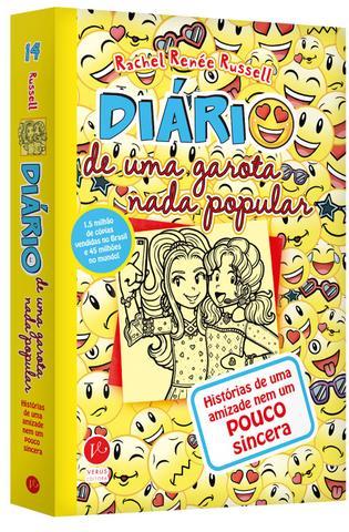 Imagem de Livro - Diário de uma garota nada popular 14