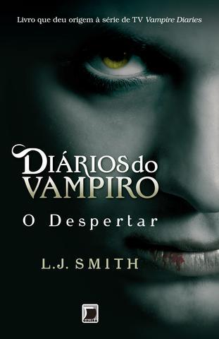 Imagem de Livro - Diários do vampiro: O despertar (Vol. 1)