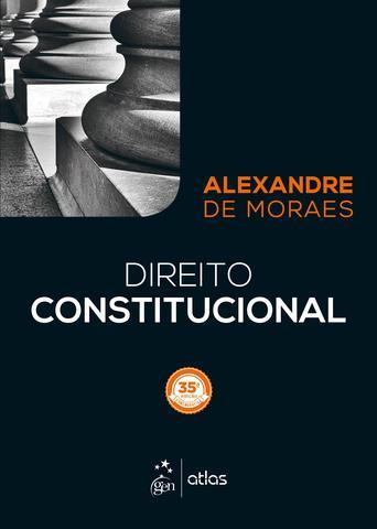 Imagem de Livro - Direito Constitucional