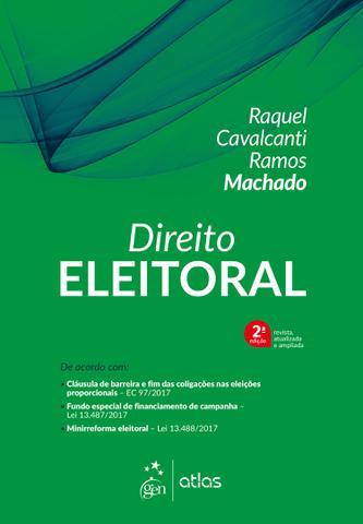 Imagem de Livro - Direito Eleitoral